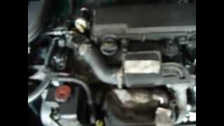 206 1L4 hdi claquement moteur