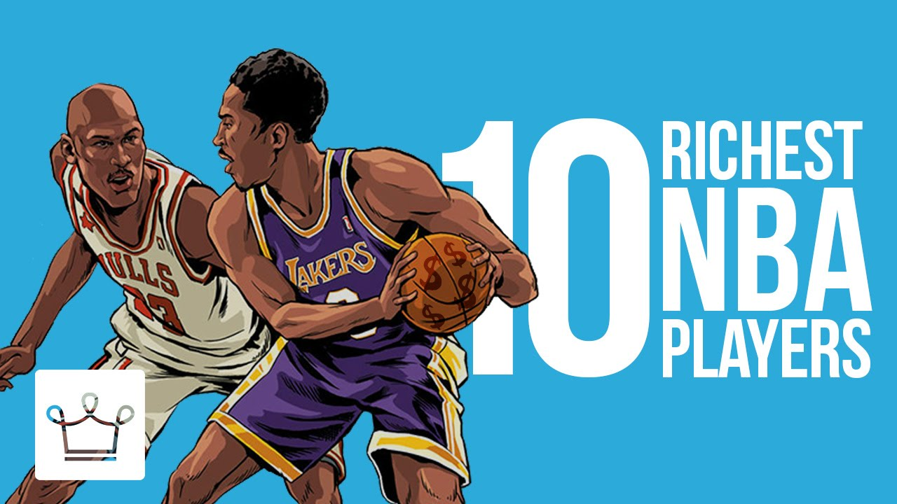 Top 10 Richest NBA Players Of All Time (Ranked) - YouTube 3321d3b61