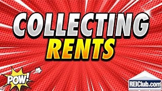 Collecting Rent - 4 Ways to Collect Rent From Tenants