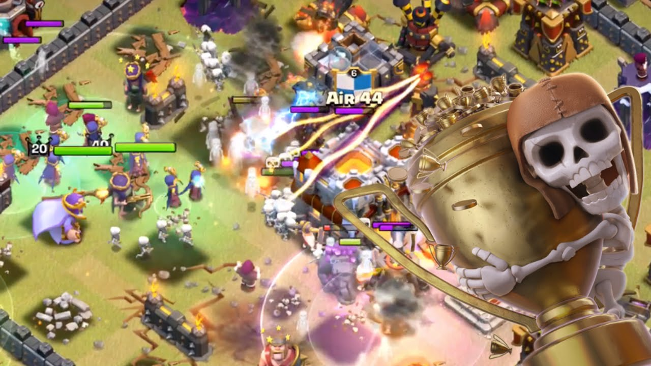 Clash of Clans - New Update: Loot Cart, Star Bonus and ...