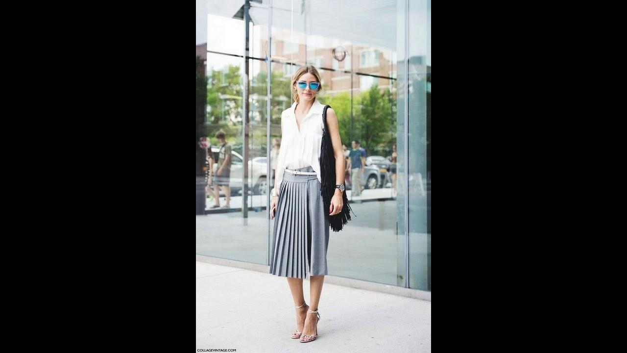Váy Xếp Ly Mặc Với Gì Cho Đẹp – 10 Mẫu Tham Khảo