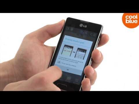LG Optimus L5 II videoreview en unboxing (NL/BE)