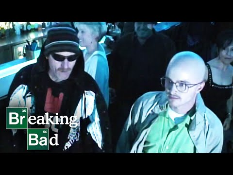 Behind the Scenes Bloopers - Breaking Bad: S2 (Part 1)