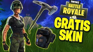 New FREE SKIN & TANZ in Fortnite ! - How to get the Trailblazer Skin