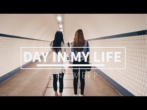 A DAY IN MY LIFE | ANTWERP, BELGIUM