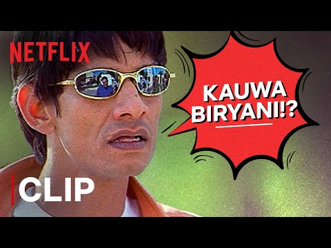Kauwa Biryani | Vijay Raaz Comedy Scene | Run | Netflix India