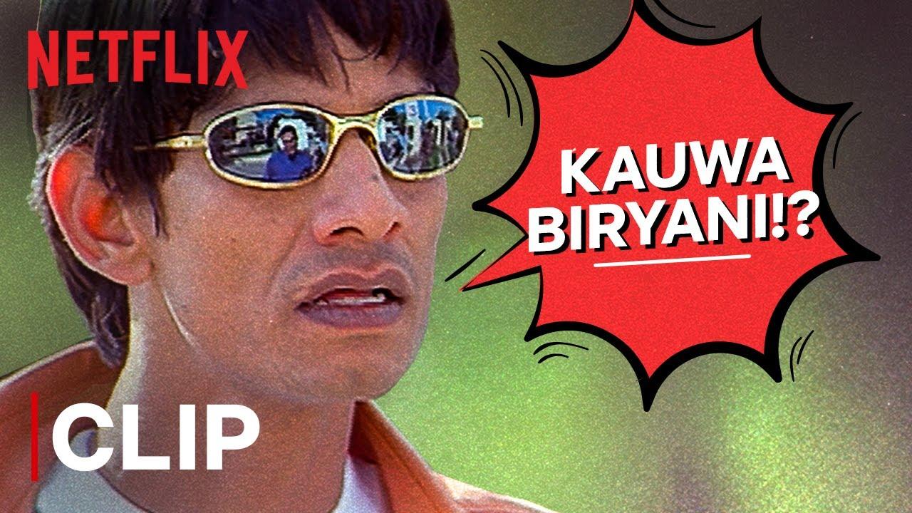 Download Kauwa Biryani | Vijay Raaz Comedy Scene | Run | Netflix India