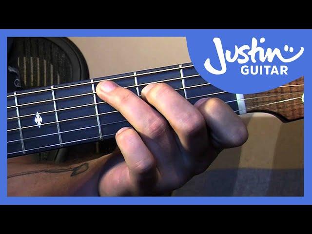 Guitar waltzing matilda guitar tabs : Basic Fingerstyle Guitar - Waltzing Matilda - Folk Guitar Lesson ...