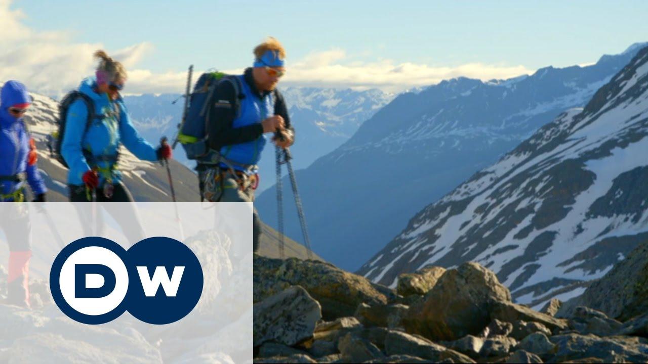 Пешие походы в Альпах