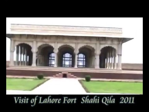 Pakistan Tour  Lahore Fort and Badshahi Mosque 2011.mp4