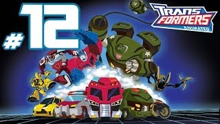 Transformers Animated - PART 12 - Nitrous Boosters & My Middle Name!