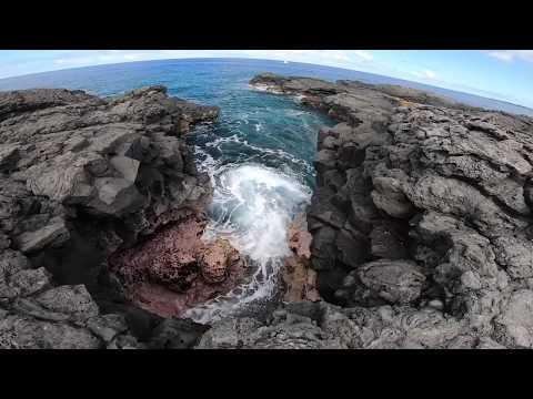 Hawaii - The Lost Kona Coast Hike - Kailua Kona - GoPro Hero 7