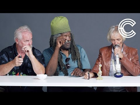 Wingnut - These Grandpa's Try Weed For The First Time, On Camera!