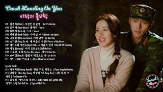 Download lagu Crash Landing on You OST [Full Album] (Part.1- 11 + Special Tracks) ||사랑의 불시착 OST