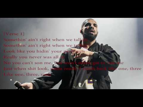 Drake - Fake Love | Official Audio & Lyrics |...