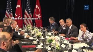 Recep Tayyip Erdogan G20 Zirvesi Komik Montaj :D