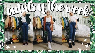 try on thrift haul