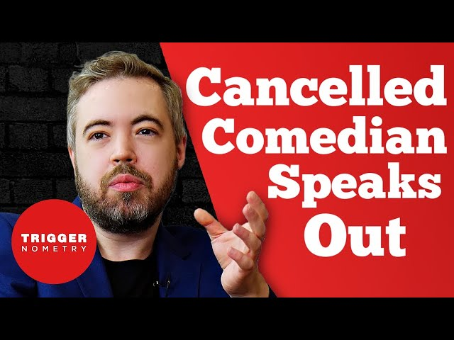 Cancelled Comedian Speaks Out - Nick Dixon