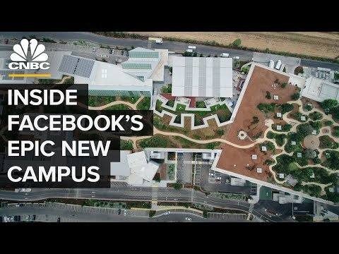 Inside Facebook's Epic HQ Expansion