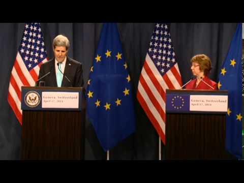 Secretary Kerry on the OSCE in Ukraine