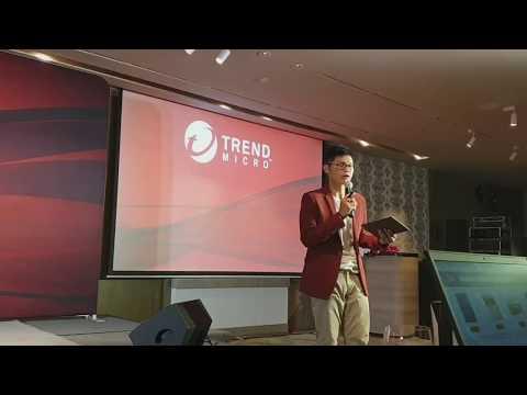 ภาพบรรยากาศ Trend Micro Apex One เปิดตัวในประเทศไทย