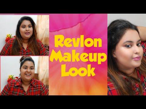 Revlon Makeup Look