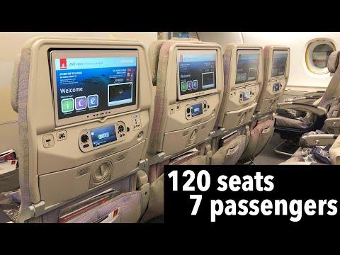 5* EXPERIENCE on EMIRATES | EK385 Hong Kong to Bangkok (upper deck economy class)