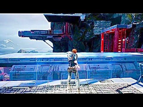 Star Wars : Jedi Fallen Order™-Zeffo Get Past The Pistons Walkthrough