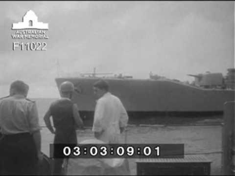 HMAS Yarra SEATO