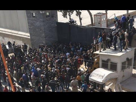 غضب شعبي في الباب بعد التفجير الدامي... ومطالبات بإعدام منفذ الهجوم - هنا سوريا  - 20:59-2019 / 11 / 19