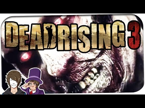 DEAD RISING 3 ☆ #01 - Lustiges Rumgestöhne in Dead Rising! ☆ Let's Play Together Dead Rising 3