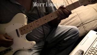 "The Brothers Johnson ""Strawberry Letter 23"" Guitar play along"