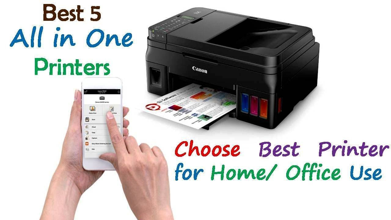 Cheap Color Printer for HomeOffice Use All in one Printer in