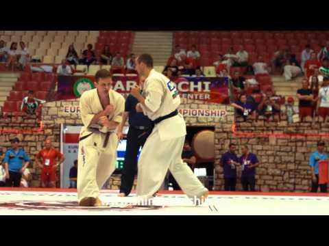 European Shinkyokushin Karate