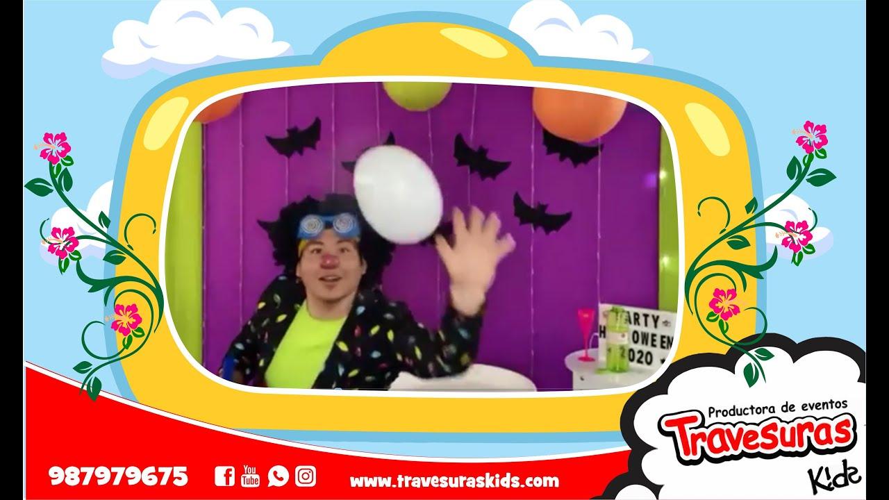 Show Virtual via ZOOM - Show Infantil - Travesuras Kids