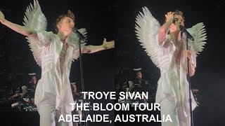 Troye Sivan - The Bloom Tour - Full Show (Front Row) | Adelaide, Australia