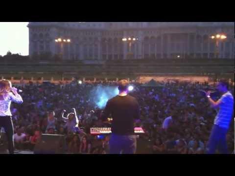 Dj Project & Adela Popescu - Bun Ramas (Live in Piata Constitutiei)