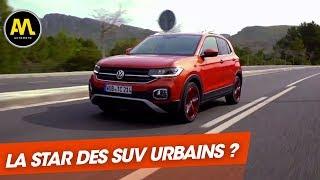 L'essai du Volkswagen T-Cross : le meilleur de sa catégorie ?