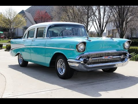 1957 chevrolet 210 4 door for sale youtube for 1957 chevrolet 4 door