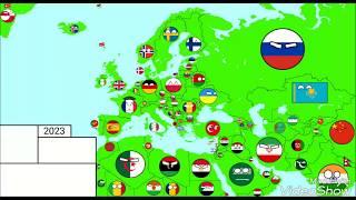 Alternatif Avrupa Asya ve Afrika geleceği - Bölüm 1