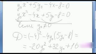 Область значений функции.