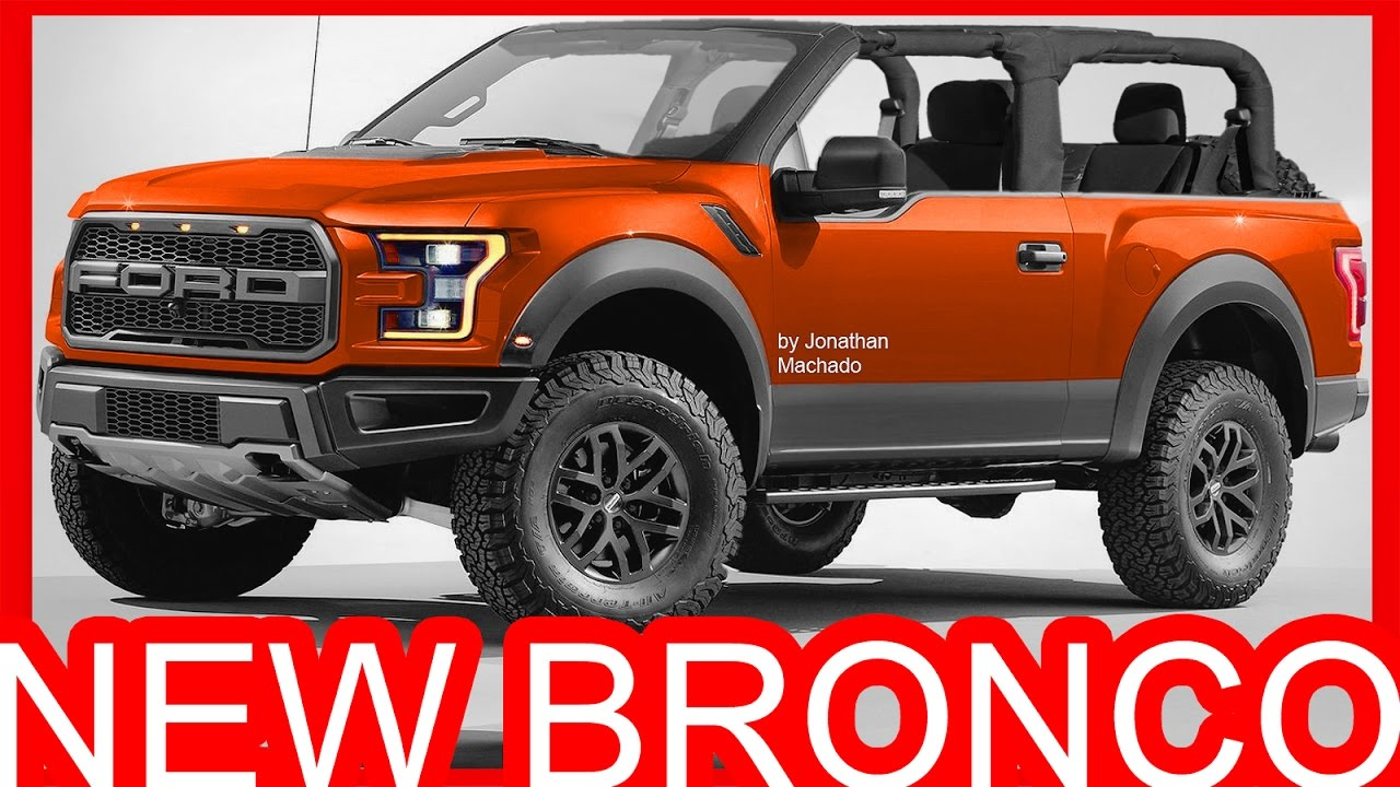 pictures of 2018 ford bronco. interesting bronco photoshop new 2018 ford bronco air roof  f150 removable in pictures of ford bronco