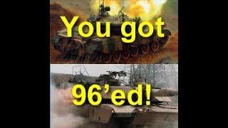 Dare to Compare --- M1A2 Abrams SEP versus Type 96!