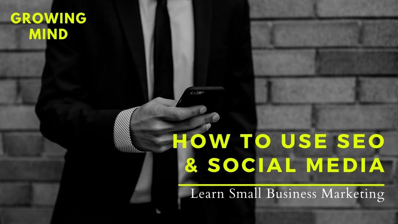 digital marketing tutorial   How to Use SEO & Social Media