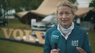 World Triathlete Myka Heard from Great Britain