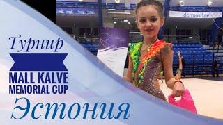 Соревнования в Таллине(Эстония); Турнир Mall Kalve Memorial Cup