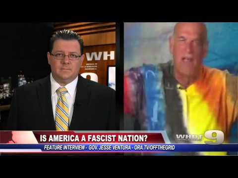 Jesse Ventura on Snowden, Fascism, Christie, and 2016 [FULL]