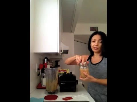 How to make Raw Date Honey