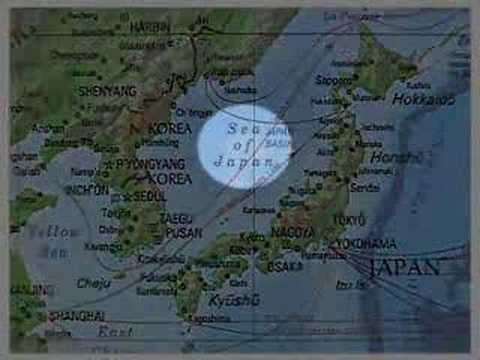 Sea of Japan - A Globally Established Name Part1