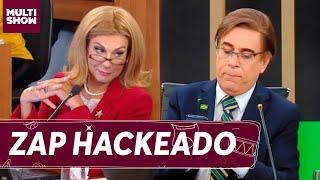 Tomsonaro LIBEROU NUDES no zap? Crazy Hoffmann protesta! | Multi Tom | Humor Multishow